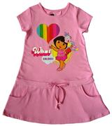 Dora The Explorer - Girl Dress - DR1117